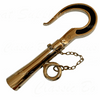 Bronze Boat Hook - Detachable