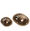 Bronze inlet strainers