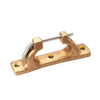 Bronze Locking Chock