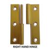 Right Hand Separating Hinge