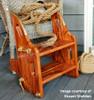 Antique Boarding Ladder