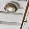 Brass Cabin Light