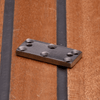 Cam Cleat Base Plate - Small