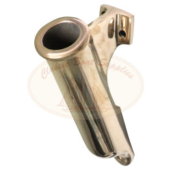 Raked Bronze Flag Socket