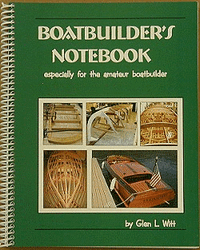 Boatbuilder's Notebook - 2nd Edition