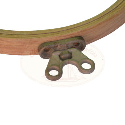 Large Mast Hoop Toggle
