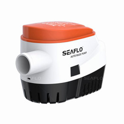 Seaflo Bilge Pump - Automatic, 06 Series - 1100GPH