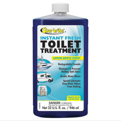Starbrite Starbrite Boat & RV Fresh Toilet Treatment - Lemon Scent
