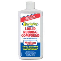 Starbrite Starbrite Liquid Rubbing Compound - Medium Oxidation (473ml)