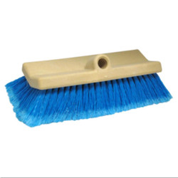 "Starbrite Big Boat Bi-Level Brush Medium 10"" (Blue)"
