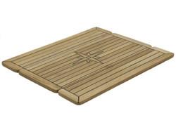 Teak Table - Folding Rectangular