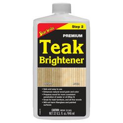 Teak Deck Brightener