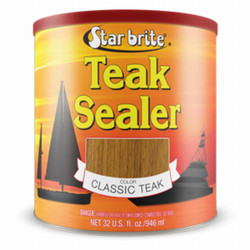 Starbrite Tropical Teak Oil/Sealer - Classic