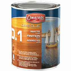 Deck Oil Marine Varnish