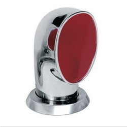 Vetus Stainless Steel Cowl Vent - Red Interior
