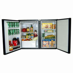 Nova Kool Marine Side-By-Side Fridge/Freezer 160 Litre - 12/24V