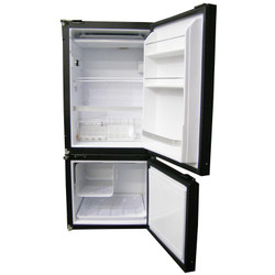 Nova Kool Marine Upright Fridge/Freezer 170 Litre - 12/24V