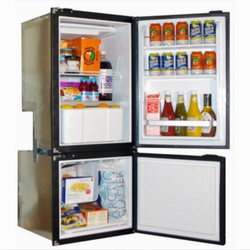Nova Kool Marine Upright Fridge/Freezer 193 Litre - 12/24V