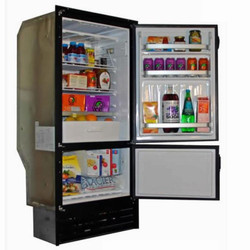 Nova Kool Marine Upright Fridge/Freezer 206 Litre - 12/24V