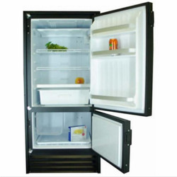 Nova Kool Marine Upright Fridge/Freezer 258 Litre - 12/24V - BD50F Compressor