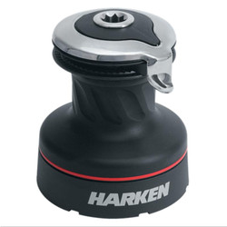 HARKEN Radial Self-Tailing Winch - Aluminium, 2-Speed