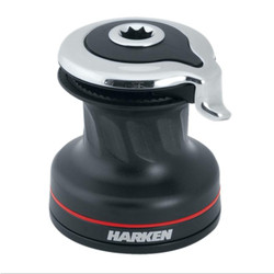 HARKEN Radial Self-Tailing Winch - Aluminium, 1-Speed