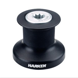 Harken HARKEN Plain-Top Classic Winch - Single Speed