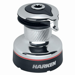 Harken HARKEN Radial Self-Tailing Winch - 1 & 2 Speed, Chrome