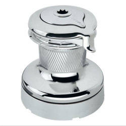 Harken HARKEN Radial Self-Tailing Winch - All Chrome, 3 Speed
