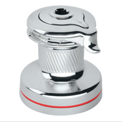 HARKEN Radial Self-Tailing Winch - All Chrome, 1 & 2 Speed