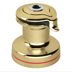 HARKEN Radial Self-Tailing Winch - Bronze, 1 & 2 Speed