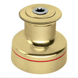 HARKEN Plain-Top Classic Radial Bronze Winch - 2 Speed