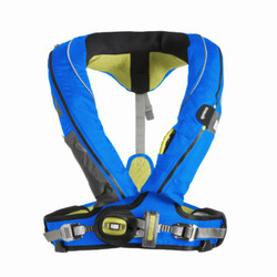 Spinlock Deckvest Lifejacket Harness- Size 2 (Pacific Blue)
