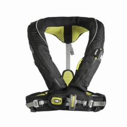 Spinlock spinlock-deckvest-lifejacket-harness-hammar-inflation-(black)-SPDW-LJH5D-
