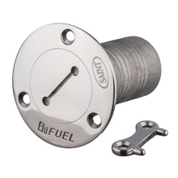 Stainless Steel Fuel Filler Cap