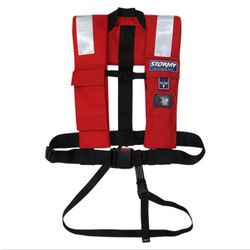 Stormy Life Jackets Stormy Life Vest Plus with Pro-Sensor & PLB Pocket - 200N