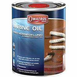 Marine Oil - Rust Inhibitor & Paint Conditioner (1lt)