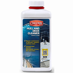 Owaclean Hull & Deck Cleaner (1lt)
