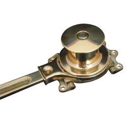 MURRAY Winch MW1 with hinges in polished bronze finish