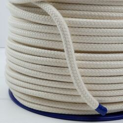 Polyester Braided Rope - Off-White
