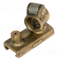 MURRAY MW117 bronze sheet car with swivelling fairlead