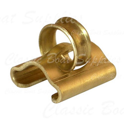 Brass external track slides