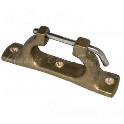 Manganese Bronze Locking Chock