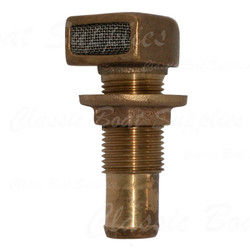 Bronze Tank Vent - Clamp Fitting