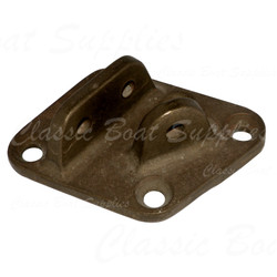 Manganese Bronze Combination Chain Plate - Port