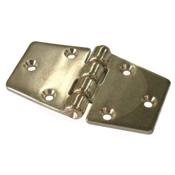 Brass Locker Hinge