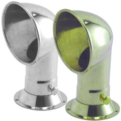 Brass Cowl Vents (220mm)