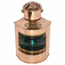 Copper Lantern - Oil