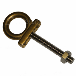 Brass Mooring Eye