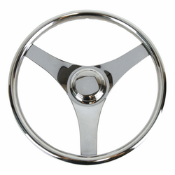 Stainless Steel Boat Wheel